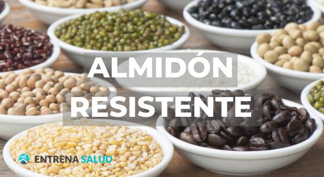 diabetes de almidón resistente no modificada